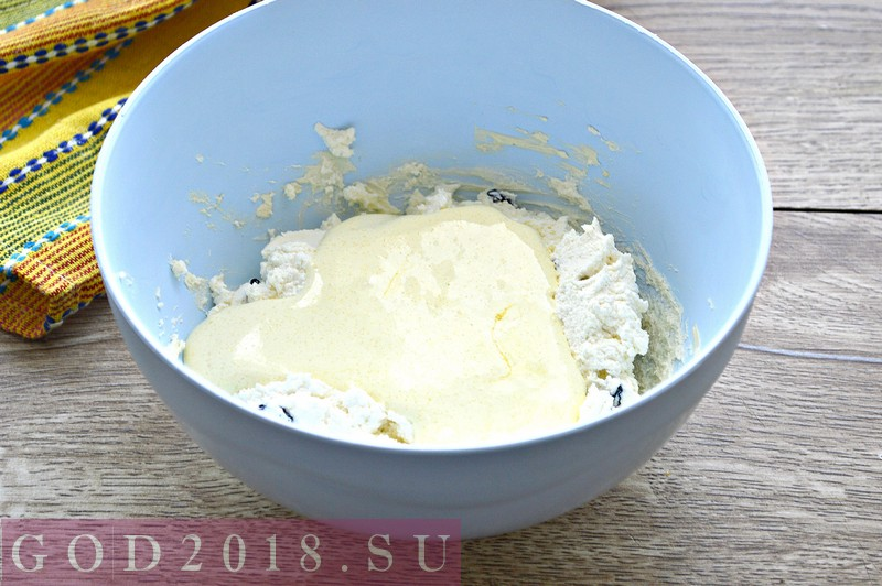 Easter recipe from cottage cheese on Easter 2018